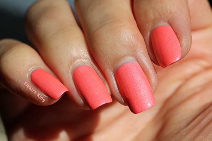 China Glaze Flirty Tankini