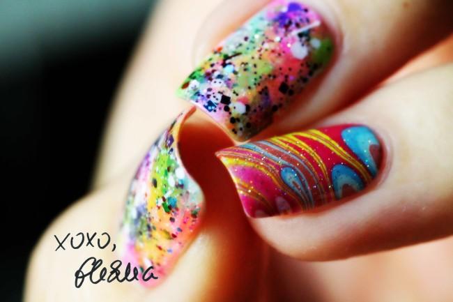 elektra king nails