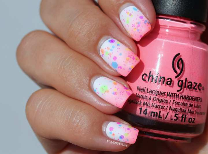 China Glaze Neon and on and on
