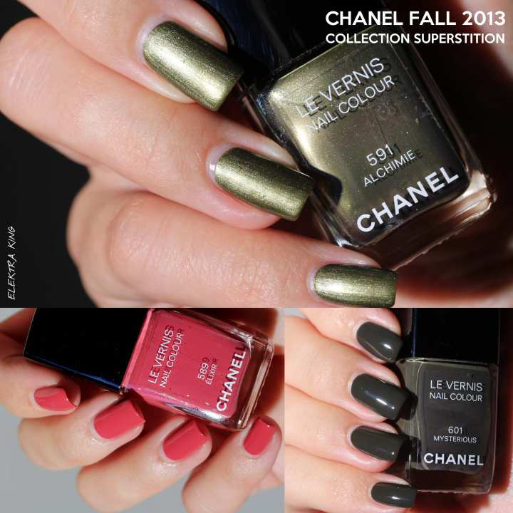 Chanel Fall 2013 Superstition Le Vernis