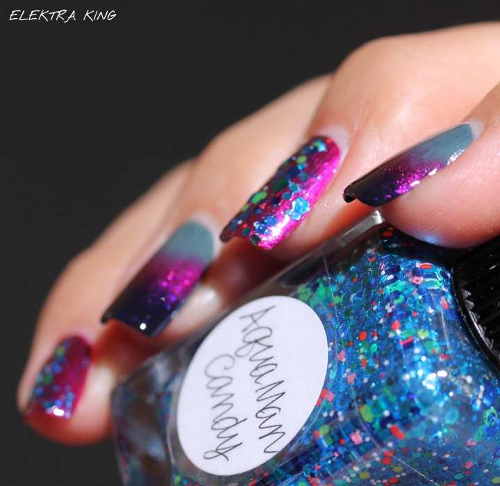 Lynnderella AquaMan Candy Essie Fall 2013