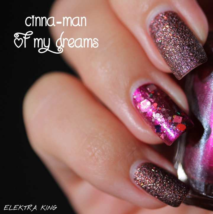 Nicole by OPI Cinna-man of My Dreams cinnabottle