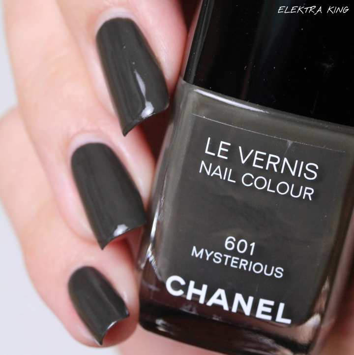 Chanel Mysterious