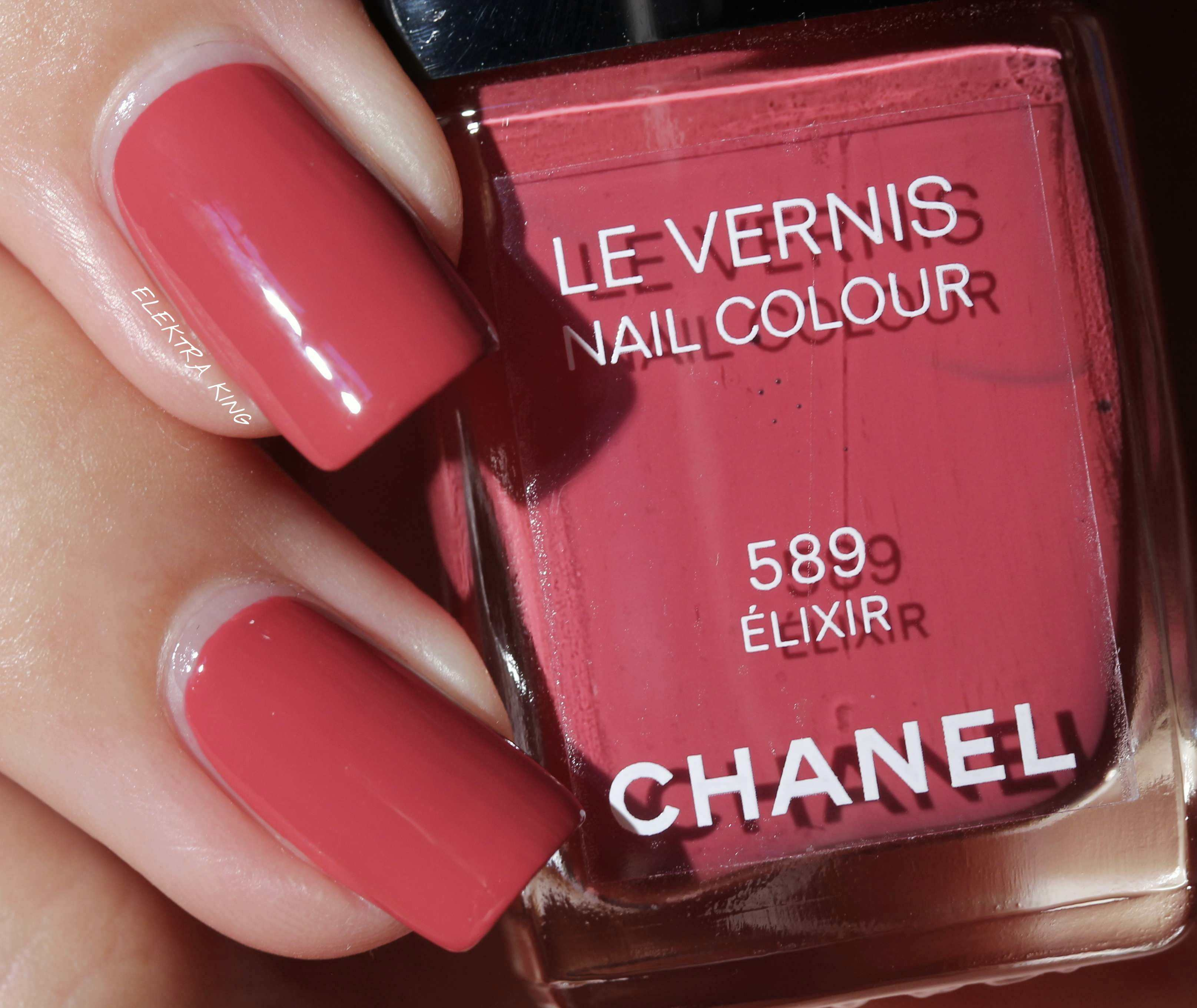 Chanel Fall 2013 Collection Superstition – Swatches ...