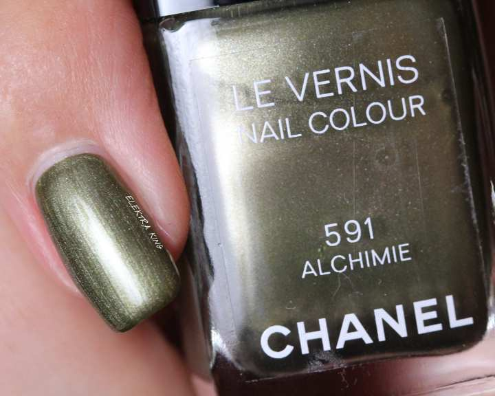 Chanel Alchimie