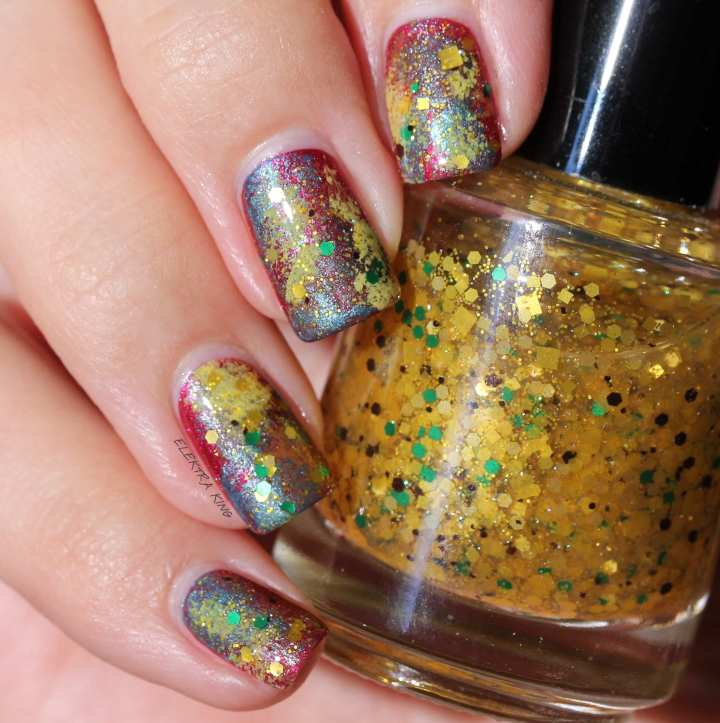 Girly bits Black Eyed Susan four