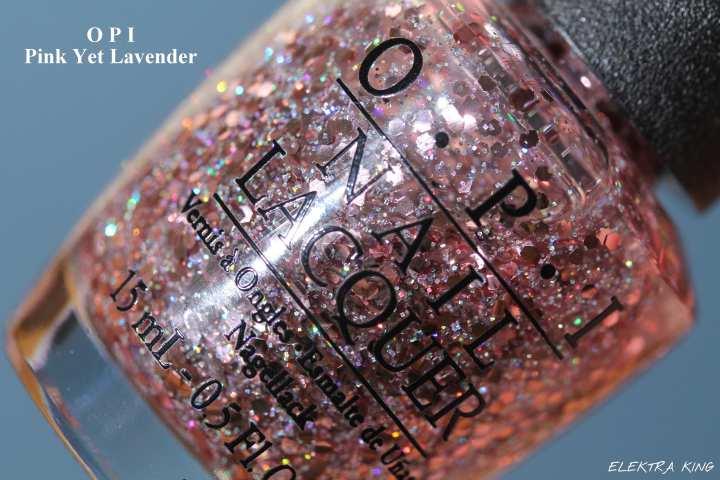 OPI Pink Yet Lavender