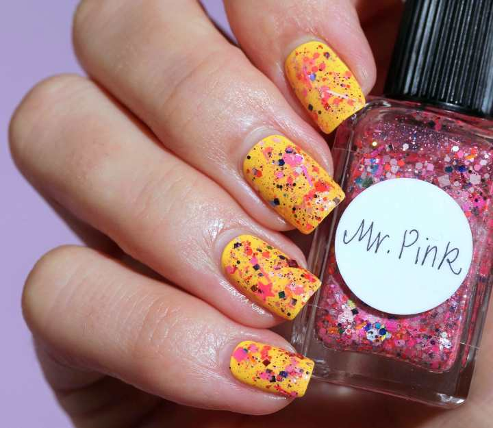 Lynnderella Mr Pink Butter London Pimms
