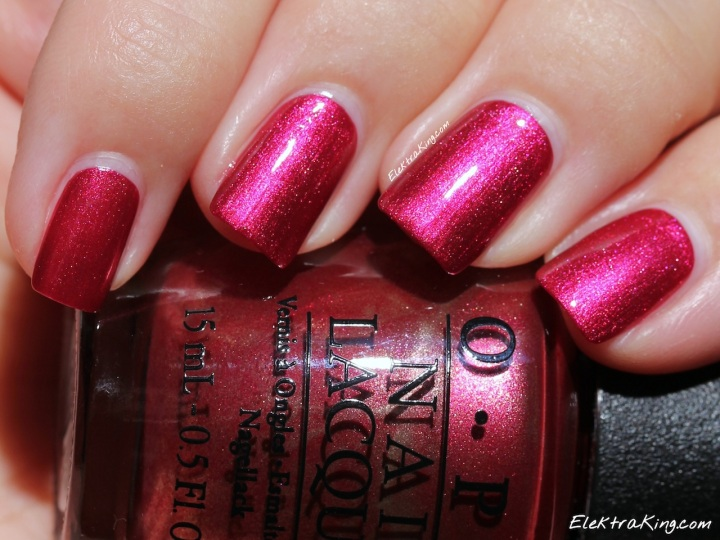#OPI Embarca-Dare Ya!