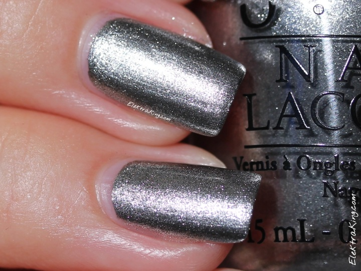 #OPI Haven't The Foggiest