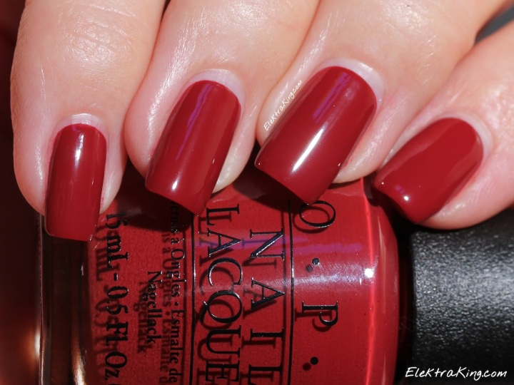 #OPI Lost On Lombard