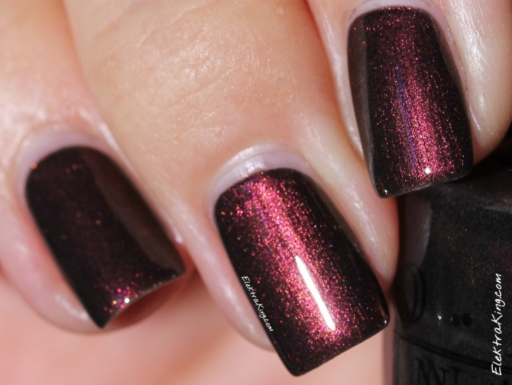 #OPI Muir Muir On The Wall