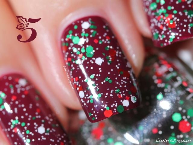 December 5 - Ho Ho Holidays :-)