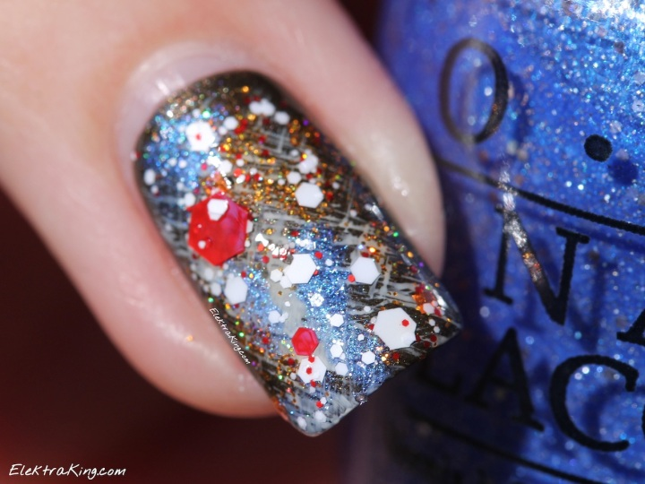 Queen of the Night Manicure