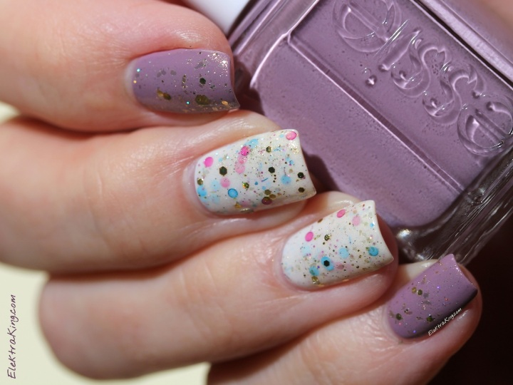 KBShimmer Lottie Dottie Essie Warm & Toasty Turtleneck