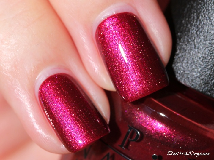 OPI Cute Little Vixen