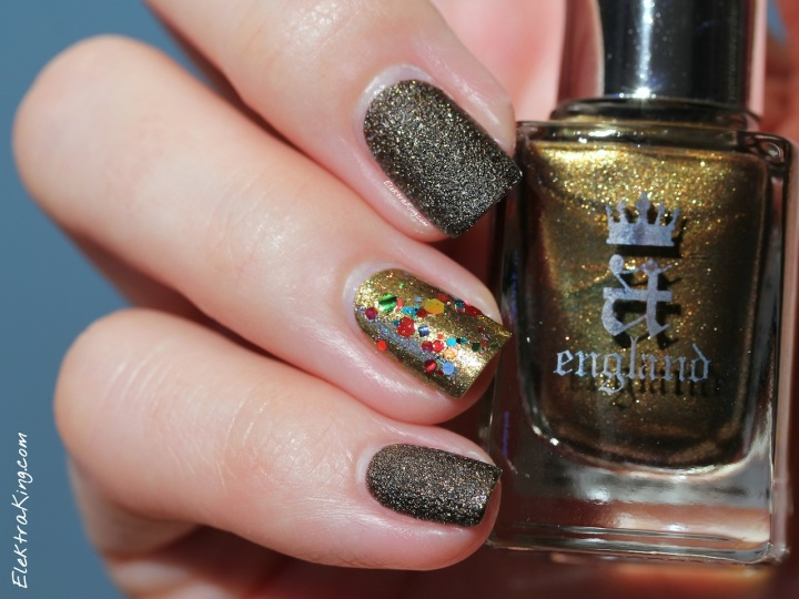 a england Holy Grail OPI What Wizardry Is This