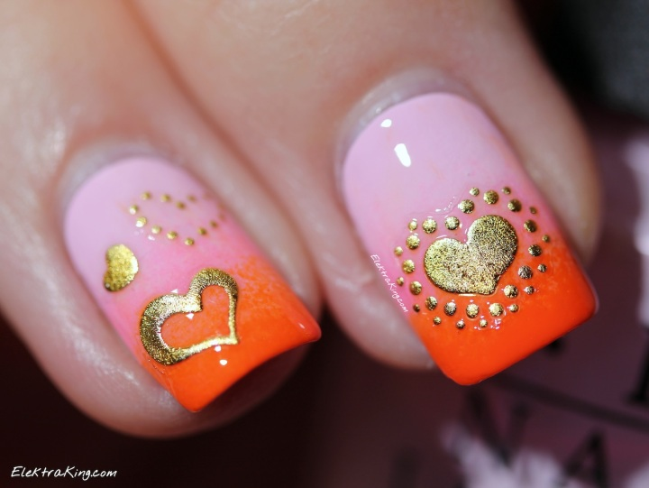Born Pretty Store Gold Sticker