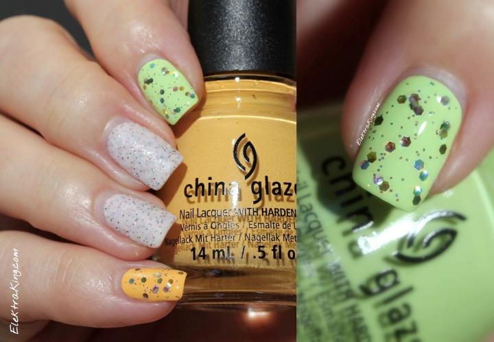 China Glaze Spring 2014