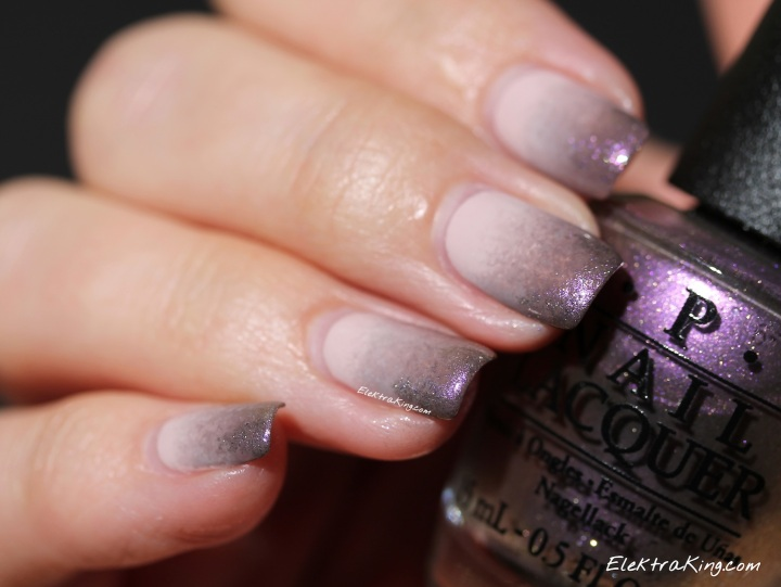 OPI Brazil Taupe Gradient