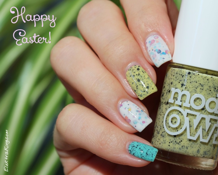 Models Own Speckled Eggs KBShimmer Full Bloom Ahead
