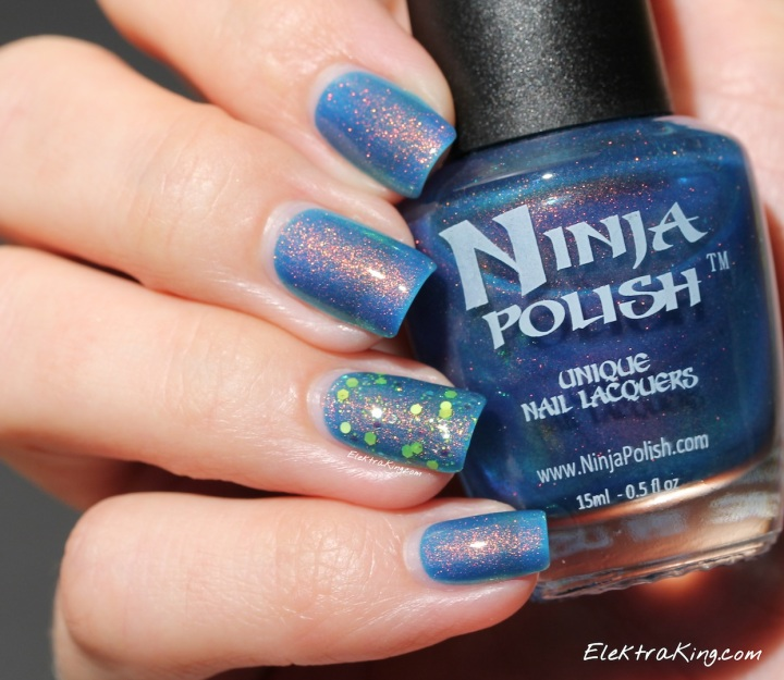 Ninja Polish Mystic Glacier