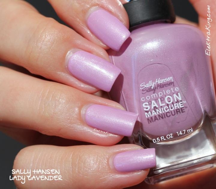 Sally Hansen Lady Lavender