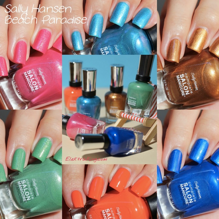 Sally Hansen Beach Paradise