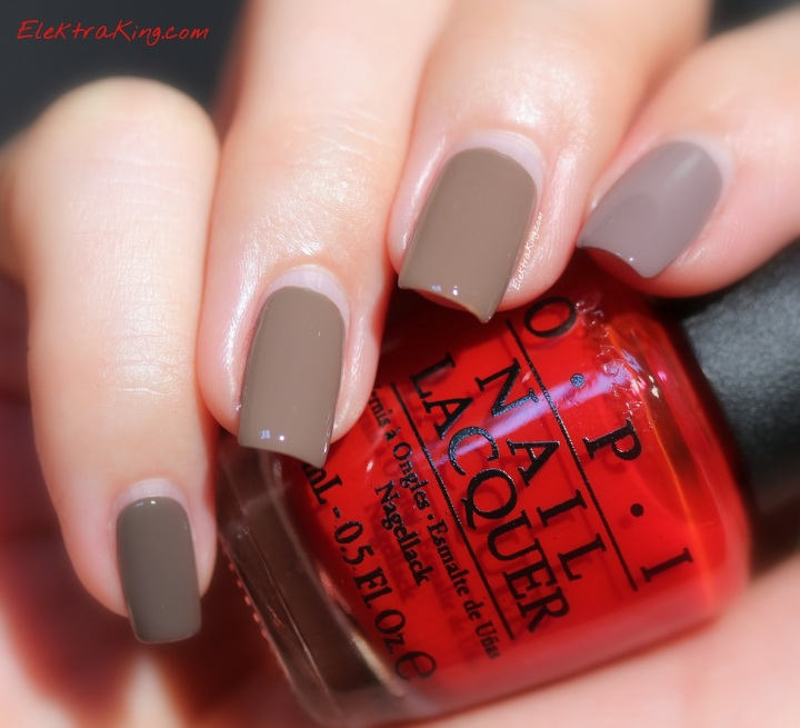 Taupe is the new Red
