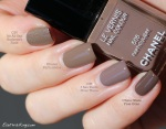 Taupe Nail Polish Comparison