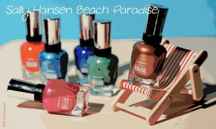 Sally Hansen Beach Paradise