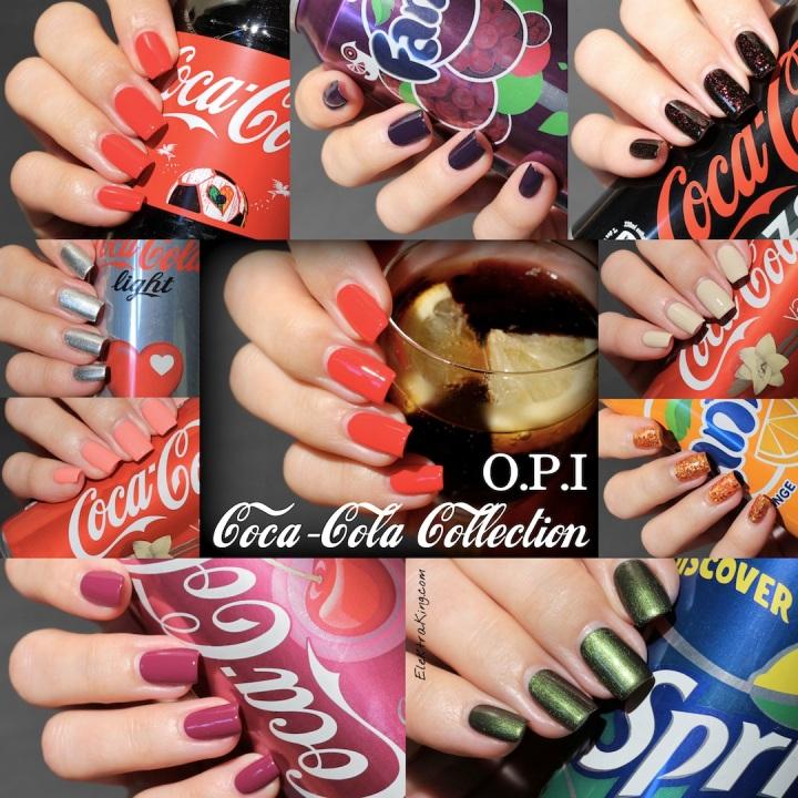 OPI Coca-Cola Collection