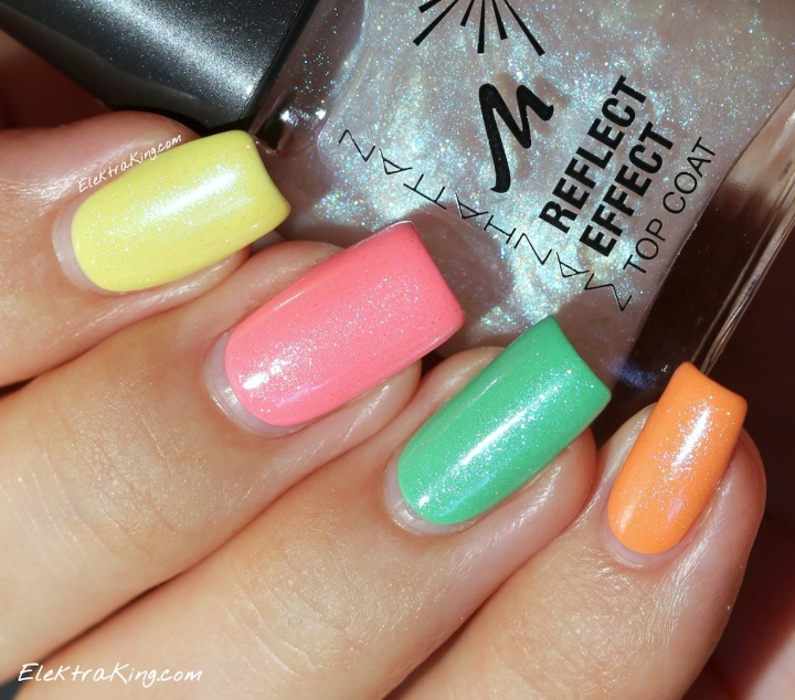 China Glaze Off Shore Skittle