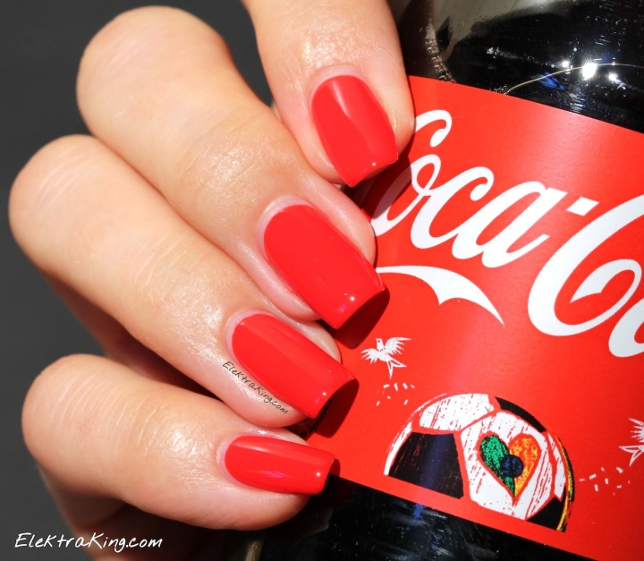 OPI Coca-Cola Red