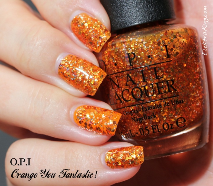 OPI Orange You Fantastic!