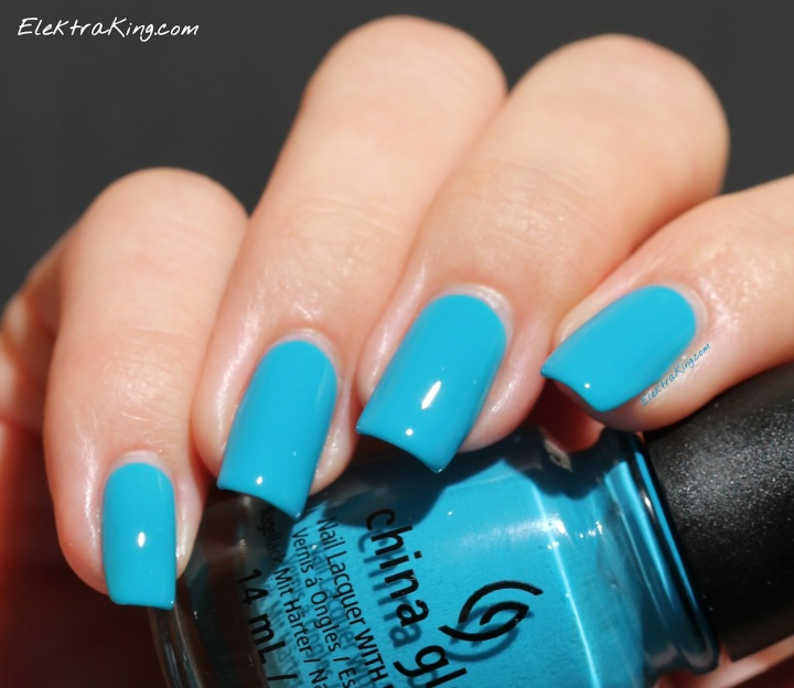 China Glaze Wait n'Sea