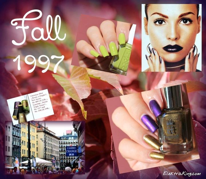 Polished Memories: Fall 1997