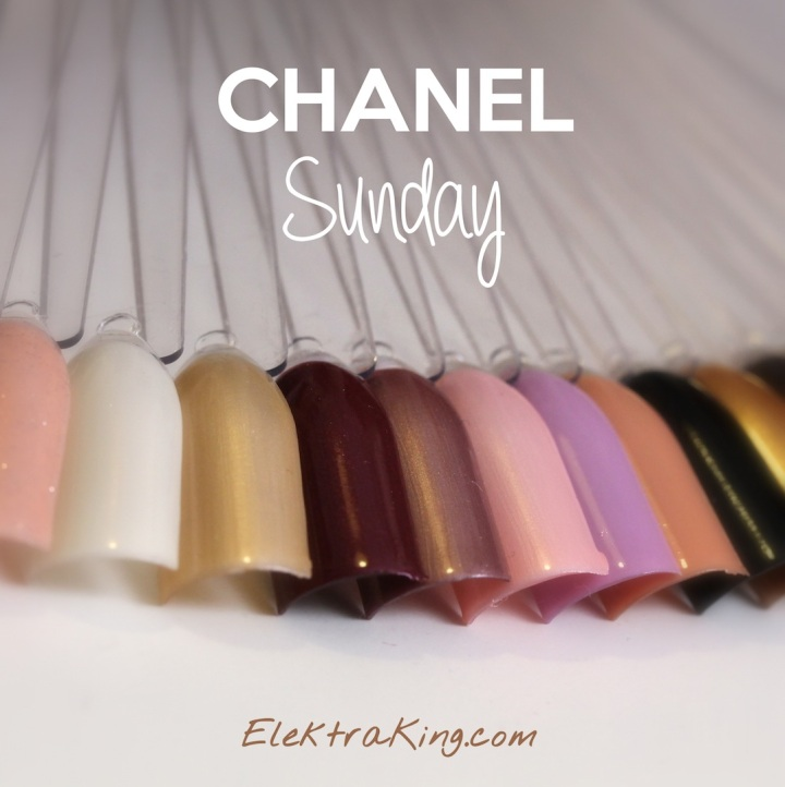 Chanel Sunday on ElektraKing.com