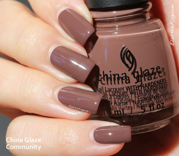China Glaze Community