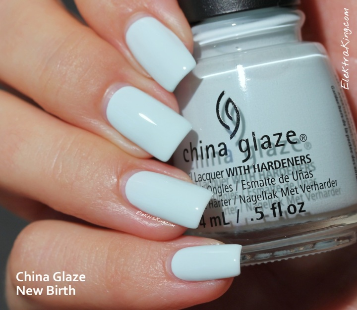 China Glaze New Birth