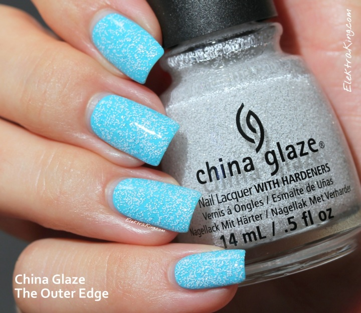 China Glaze The Outer Edge