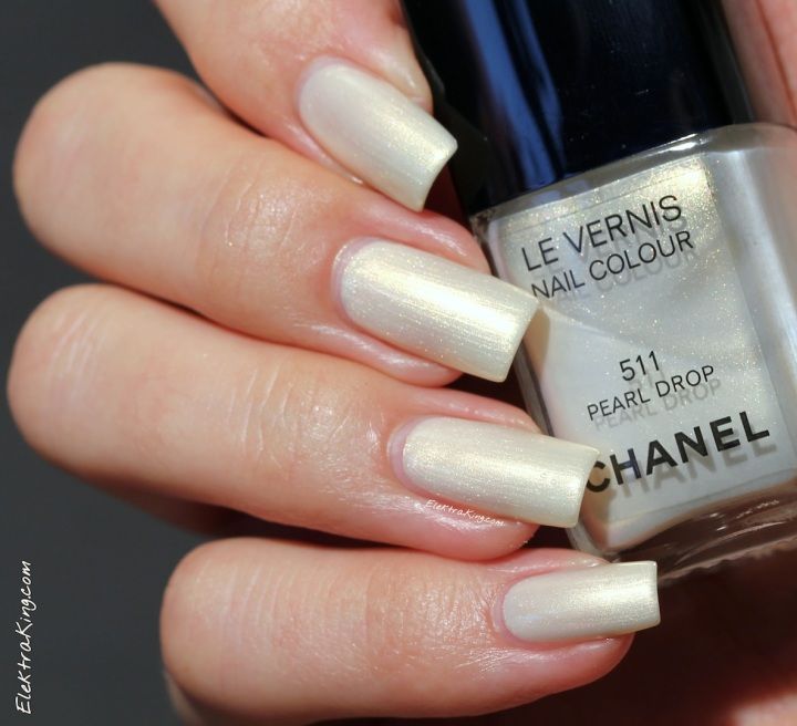 Chanel Pearl Drop
