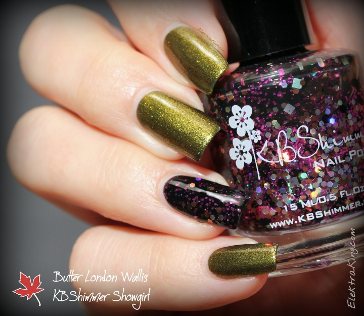 Butter London Wallis, KSBhimmer Showgirl