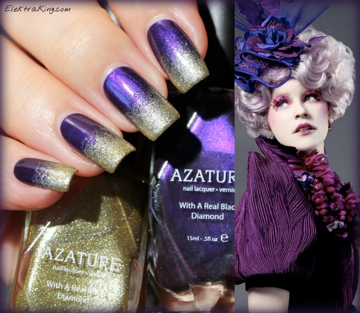 Effie Trinket Manicure
