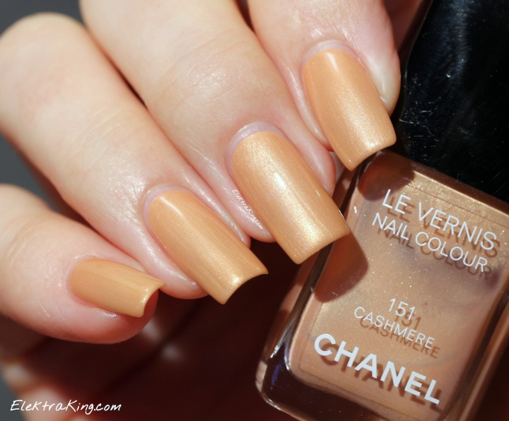 Chanel Cashmere