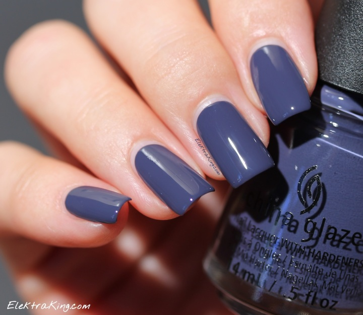 China Glaze History of the World