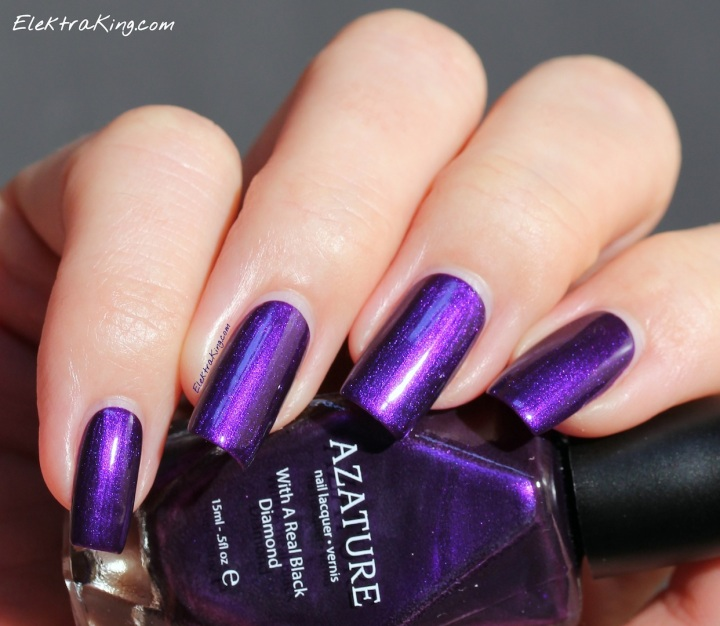 AZATURE Plum Diamond