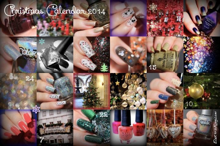 Christmas Calendar ElektraKing.com