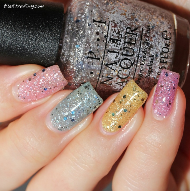 OPI Muppets World Tour & Sheer Tints