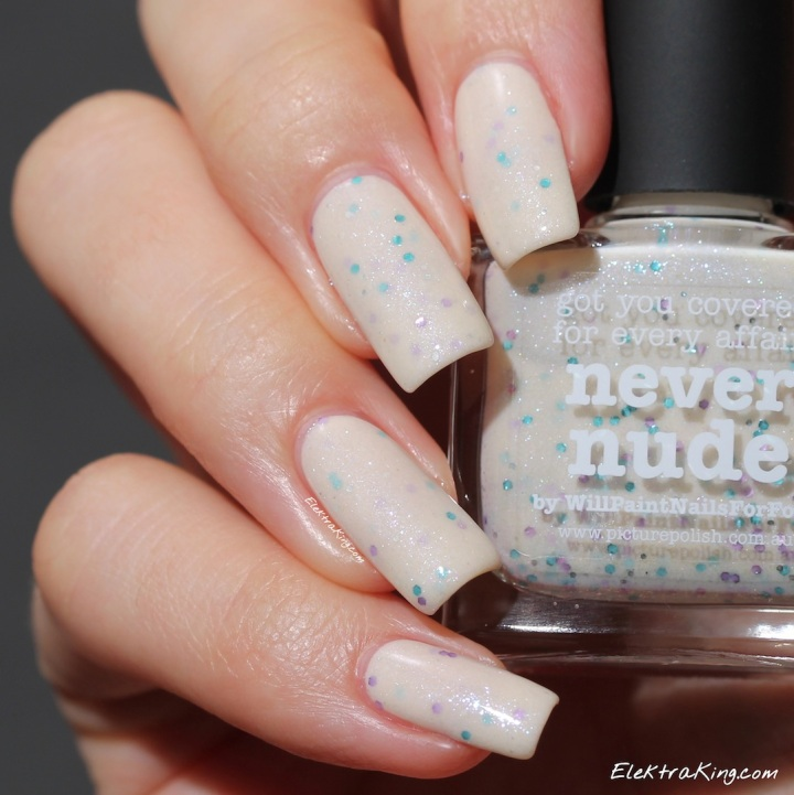 Picture Polish Never Nude